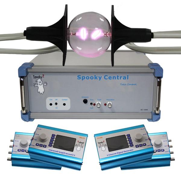 Zestaw Zaawansowany Centrali Spooky z Tubą Plazmową Phanotron