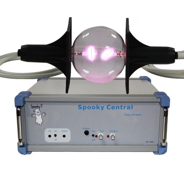 Zestaw Spooky Jednostka Centralna z Tubą Plazmową Phanotron