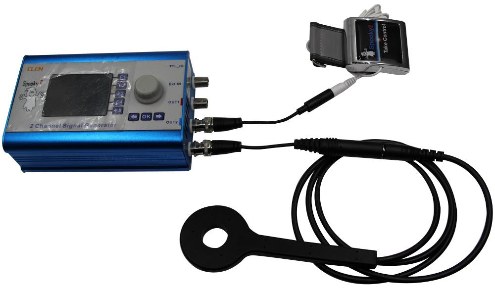 Czy mogę używać zimnego lasera i cewki PEMF w tym samym czasie w jednym generatorze?