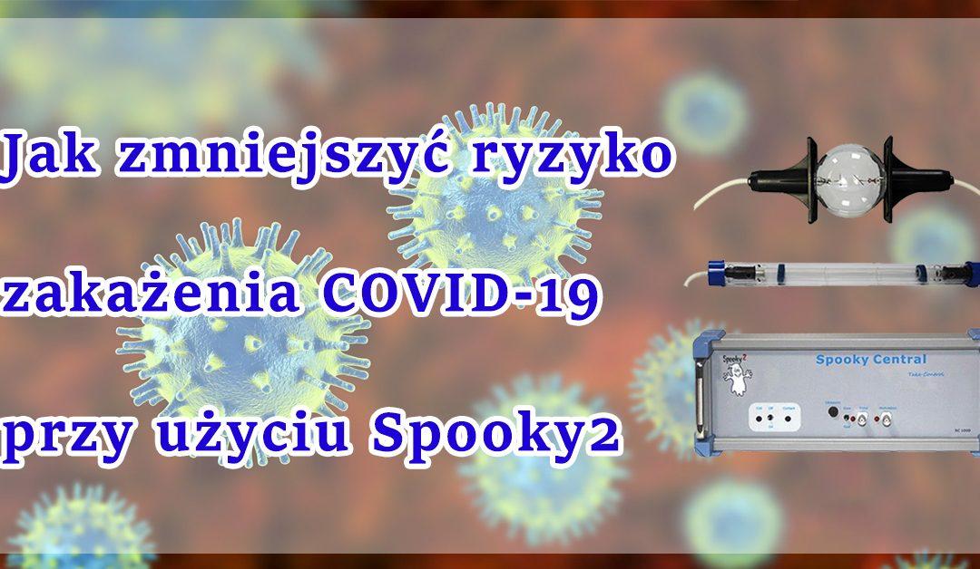 Jak zmniejszyć ryzyko zakażenia COVID-19 przy użyciu Spooky2